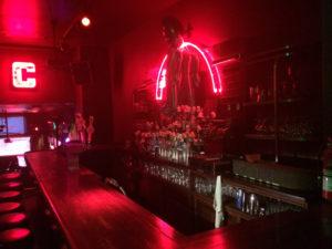 Club Charles on the Mt Vernon Baltimore Haunted Pub Crawl Tour