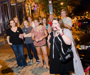 Baltimore Birthday Party with Baltimore Ghost Tours