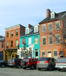 Baltimore's Fells Point